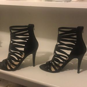 Black ankle boots brand new